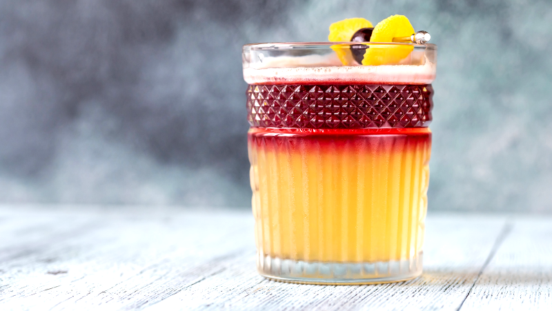 Image of New York Sour