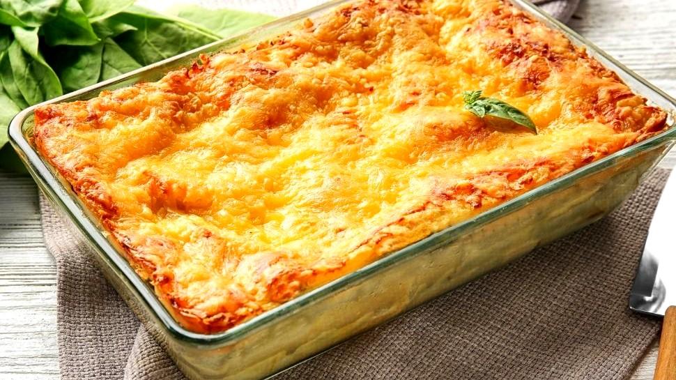 Image of Vegetarische Kohl-Lasagne