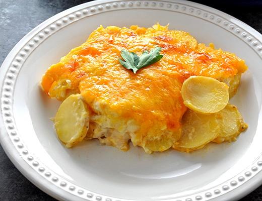 Image of Escalloped Potatoes