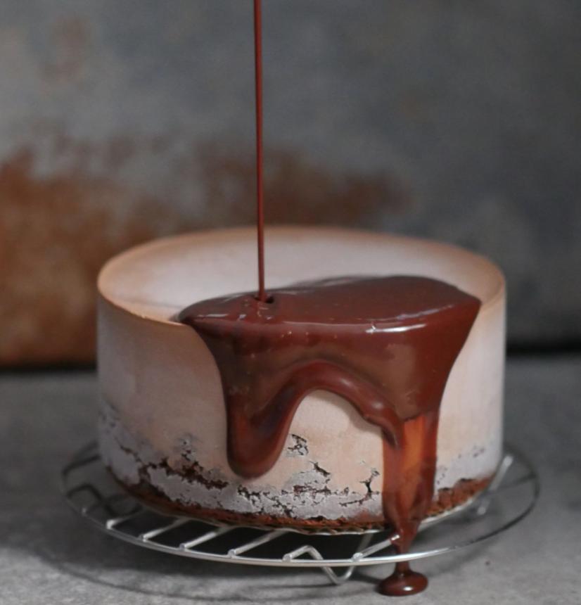 Image of Luker Chocolate Master Chocolate Glaze