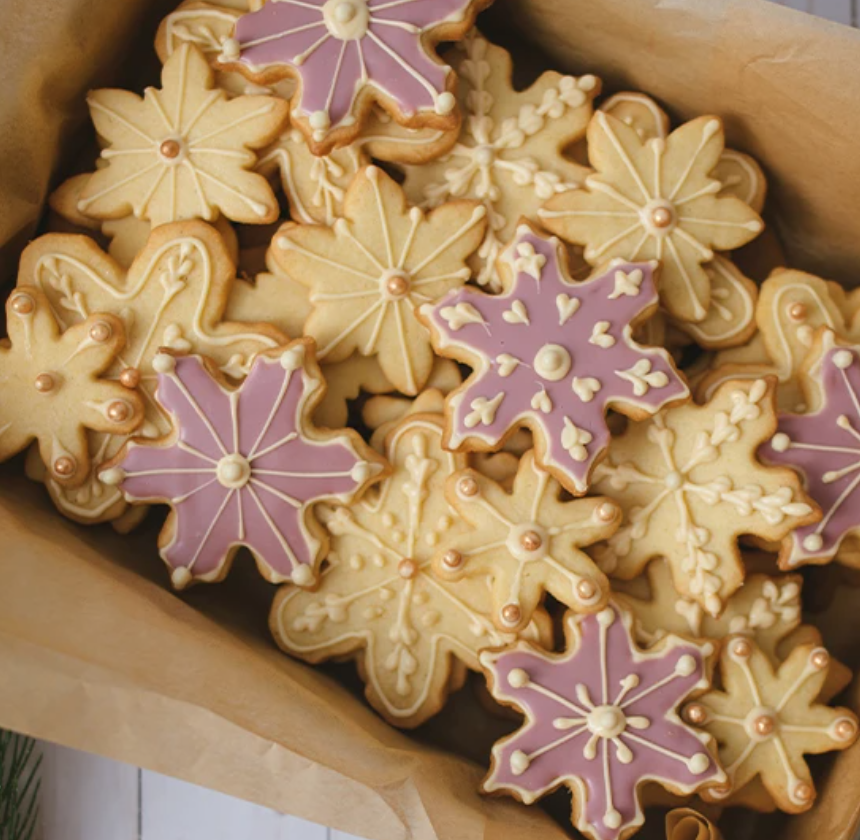 Image of Citrus Scented Butter Cookies