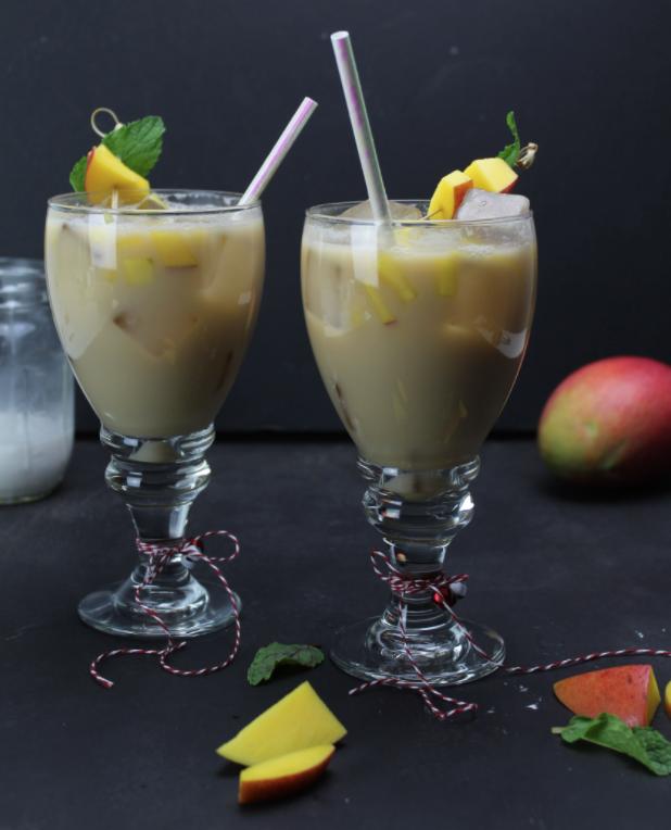 Image of Mango Coconut Tea